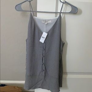 NWT Loft tank top blouse